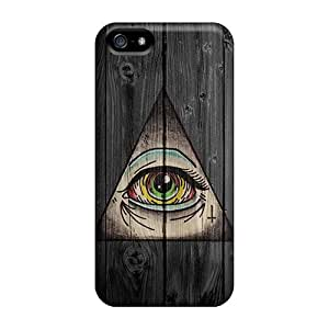 New Arrival Third Eye Symbol For Iphone 5/5s Case Cover