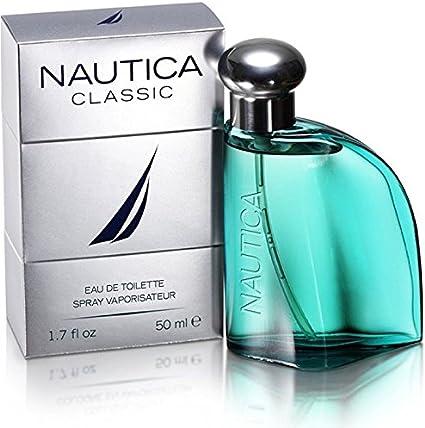 Nautica Classic Agua de toilette con vaporizador 50 ml