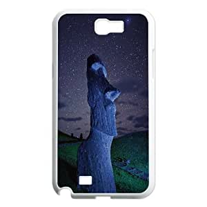 YAYADE Phone Case Of The green scenery Cool Painting Fashion Style For Samsung Galaxy Note 2 N7100