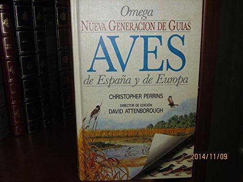 Descargar Libro Aves De España Y De Europa: N.g.g. Birds Brit. Christopher Perrins
