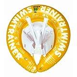 "FREDS SWIM ACADEMY SWIMTRAINER ""Classic"" - Yellow 45-80 lbs"