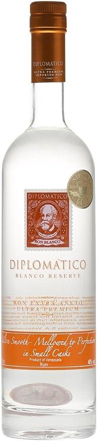 Diplomático Ron Platinum - 700 ml