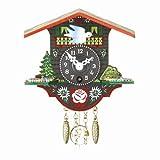 Trenkle Black Forest Clock Swiss House TU 16 P