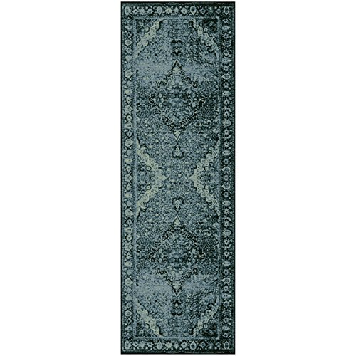 Superior Stirling Collection Area Rug, 10mm Pile Height with Jute Backing, Fashionable and Affordable Rugs, Vintage Distressed Oriental Rug Design - 2