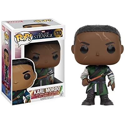 Funko POP Marvel Dr. Strange Karl Mordo Figure: Funko Pop! Marvel: Toys & Games