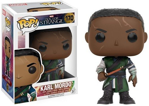 Funko POP Marvel Dr. Strange Karl Mordo Figure
