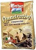 Loacker Quadratini Cappuccino Wafer Cookies