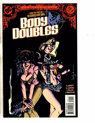 BODY DOUBLES #1, NM-, New Years Evil, DC, 1998, more in store ()