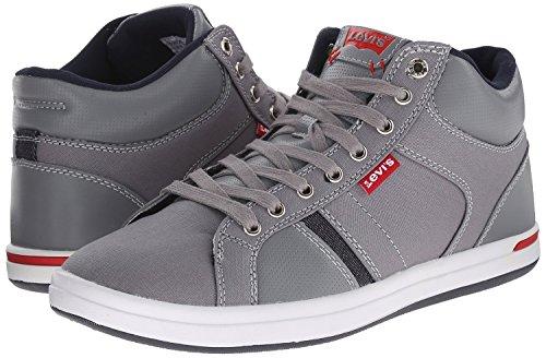 Levis Mens Cody Atletische Fashion Sneaker Bruin / Indigo