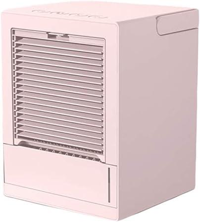 LXJ Ventilador De Enfriamiento Pequeño, Aire Acondicionado Pequeño ...