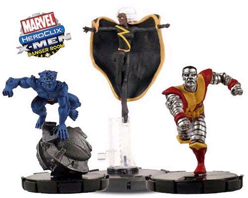 Prannoi Marvel Heroclix - X-Men Danger -
