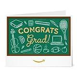 Amazon Gift Card - Print - Graduation Chalkboard