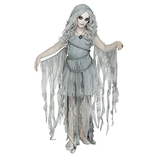 Fun World 125462XL 0 Costume, X-Large, Grey