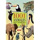 1.001 animales: Aves y mamiferos (Spanish Edition)