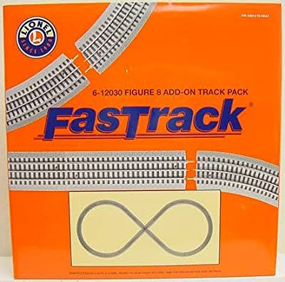 Lionel Fastrack Figure-8 Track Pack by Lionel LLC