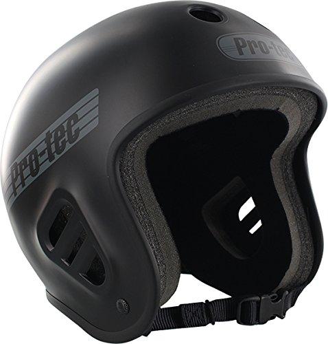 (ProTec Full Cut Skate Matte Black Full Cut Skate Helmet - X-Small / 20.5