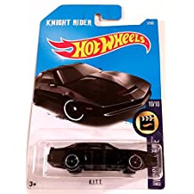 Hot Wheels 2017 K.I.T.T. HW Screen Time 3/365, Long Card by Mattel