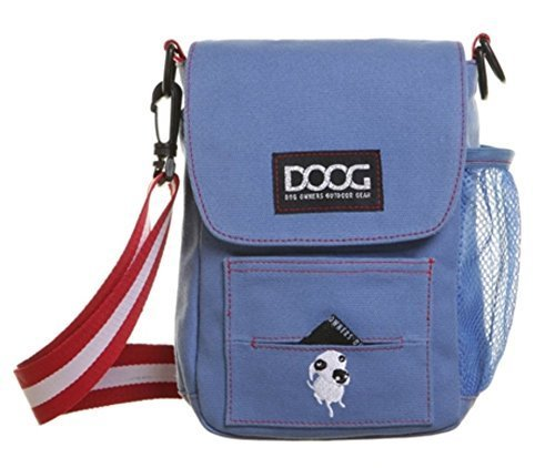 DOOG Walkie Bag Blue - Long Dog Wallet