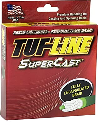 Western Filament Tuf-line Supercast 300-yard Braided Fishing Line