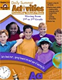 Daily Summer Activities, Moving from Second to Third Grade, Evan-Moor, 1557997675