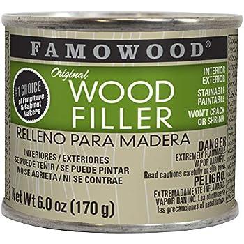 Amazon Com Famowood 36141128 Original Wood Filler 1 4