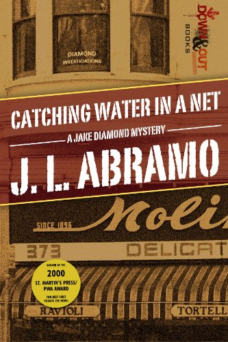 Out Net (Catching Water in a Net (Jake Diamond Mystery Book)