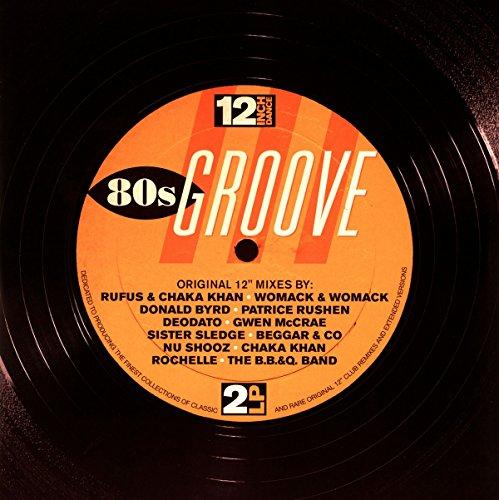 12 Inch Dance: 80s Groove - Vinyl Record Lp Inch 12