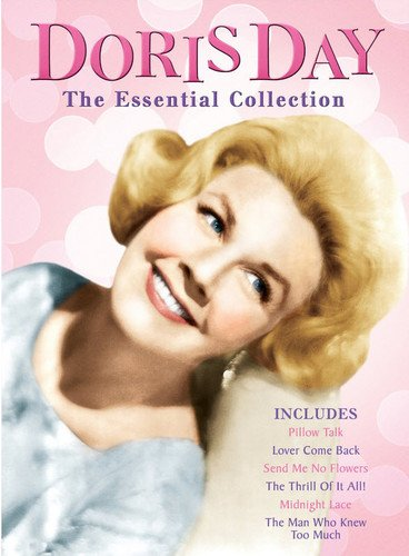 (Doris Day: The Essential Collection (Pillow Talk / Lover Come Back / Send Me No Flowers / The Thrill Of It All! / Midnight Lace / The Man Who Knew)