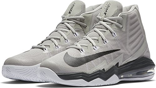 Nike 843884 004, Zapatillas de Baloncesto Unisex Adulto Varios colores (Lt Irn Or /     Black White Anthrct)