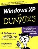 Windows XP for Dummies, Andy Rathbone, 0764508938