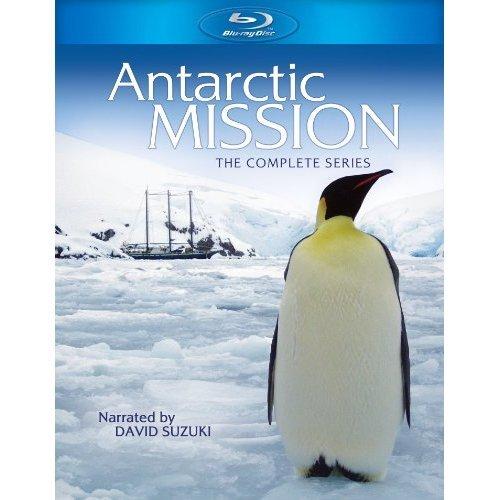 Antarctic Mission Blu ray