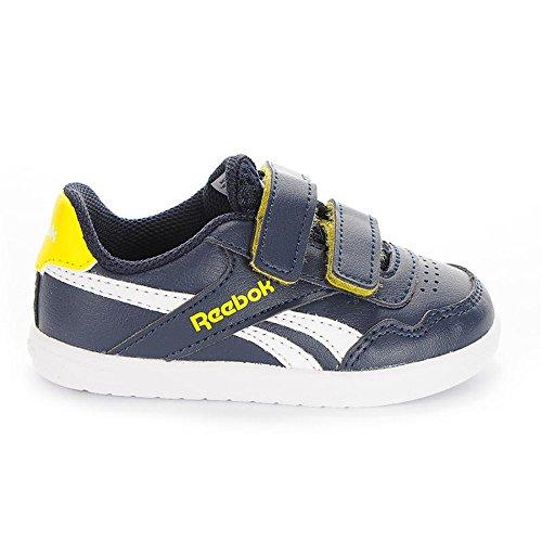 Reebok - Zapatillas de deporte para niño Azul