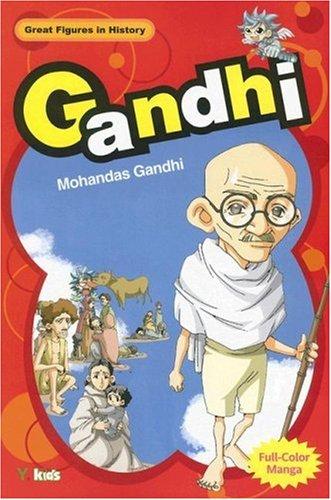 Gandhi (Great Figures in History series)