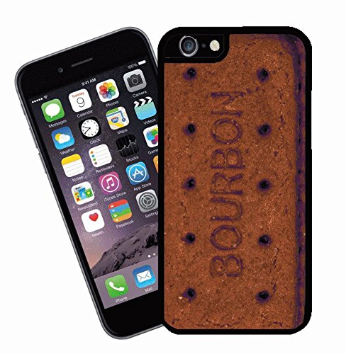 Bourbon biscuit - This cover will fit Apple model iPhone 7 (not 7 plus) - By Eclipse Gift Ideas