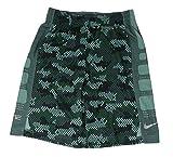 Boy's Nike Elite Stripe Short, Cannon/Hasta/Cannon/Matte Silver, Large