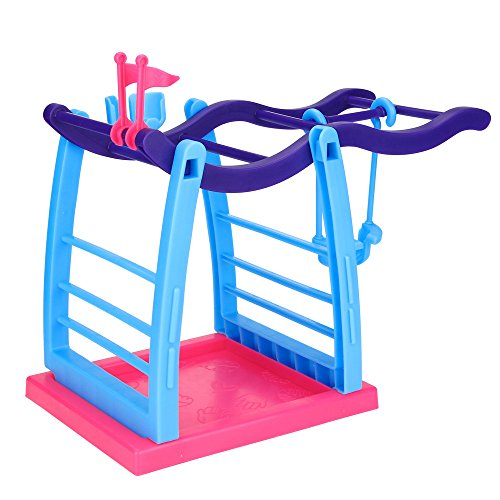 UMFun Jungle Swing Gym Playset Interactive Baby Monkey Climbing Stand for $<!--$9.99-->