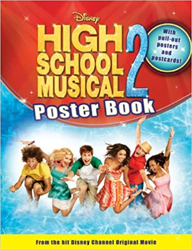 Disney High School Musical 2 Poster Book: Amazon.es: Libros en idiomas extranjeros