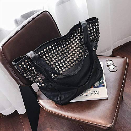nero Multi Fashion Borse Borse multiuso Borse Creative nero a donna per diagonali tracolla Functional wBO5xq