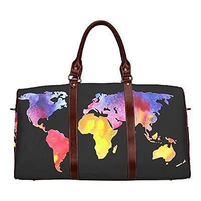 Travel The World Weekender Bag
