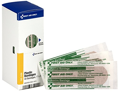 Pac-Kit by First Aid Only FAE-3100 SmartCompliance Refill 1