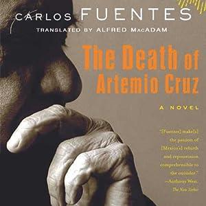 The Death of Artemio Cruz Audiobook