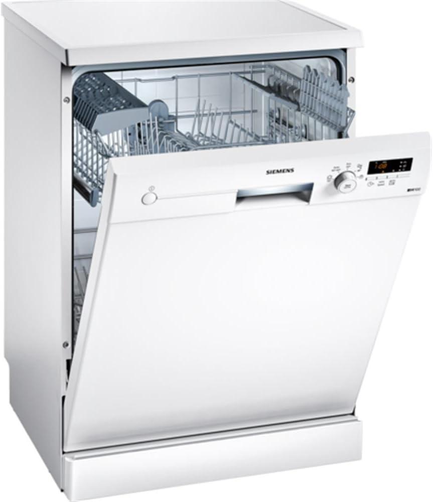 Siemens iQ100 SN215W00CE lavavajilla Independiente 12 cubiertos A+ ...