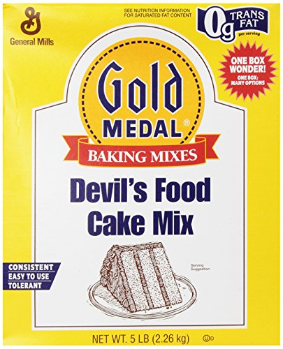 Gold Medal White Cake Mix Ingredients