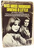 And Miss Reardon Drinks a Little, Paul Zindel, 0394479017
