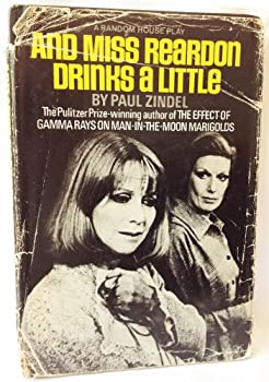 And Miss Reardon Drinks a Little 0394479017 Book Cover