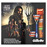 Beauty : Gillette Fusion Razor Justice League Shave Gift Pack