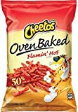 oven baked hot - Cheetos Oven Baked Flamin Hot Less Fat 7 5/8 oz. (3 Bags)