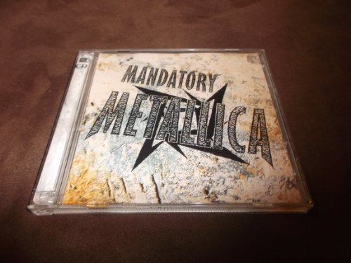 Metallica Mandatory Promo Cd