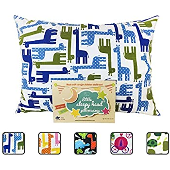 Amazon Com Little Sleepy Head Toddler Pillowcase Utopia