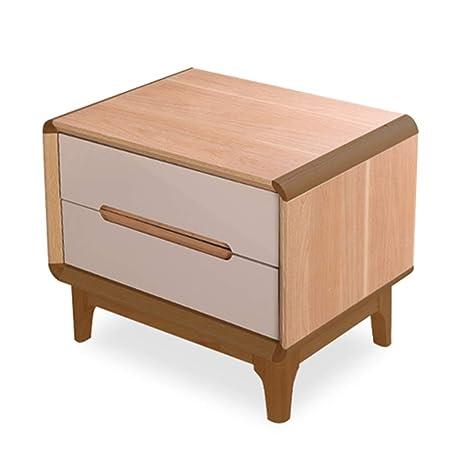Amazon.com: Bedside Table Side Table Side Table Bedroom ...